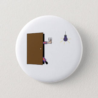 Brexit - Lights Out button badge