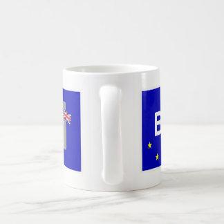 Brexit Sign Coffee Mug