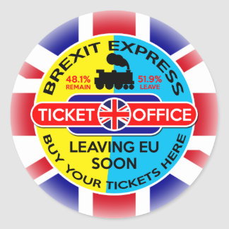 Brexit Stickers