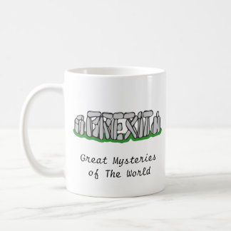 Brexit Stonehenge - Great Mysteries of The World Coffee Mug