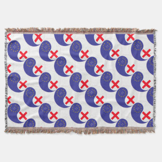 Brexit Throw Blanket