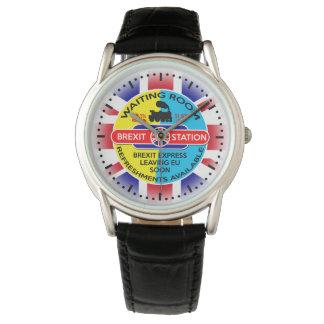 Brexit Wrist Watches