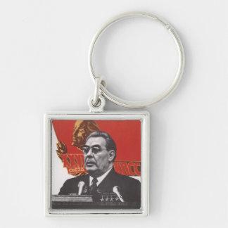 Brezhnev Keychain