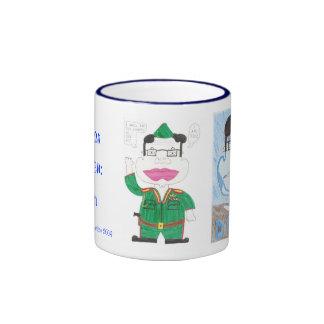 Brian Cowen: Icon Ringer Mug