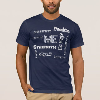 Brian Paul I am ME Navy T-Shirt