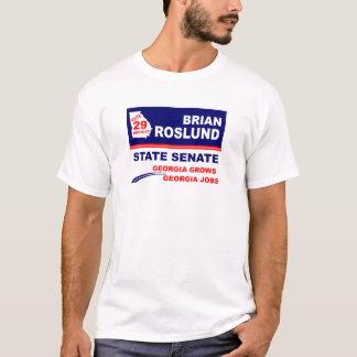 Brian Roslund for Georgia State Senate T-Shirt