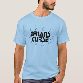 Brians Curse Blues T-Shirt