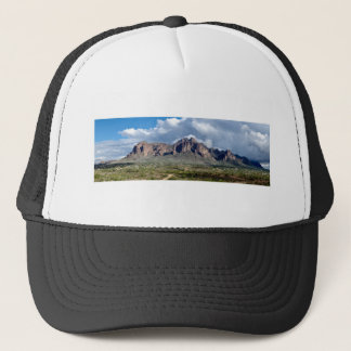 Brian's stuff trucker hat