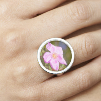 Briar Rose Photo Rings