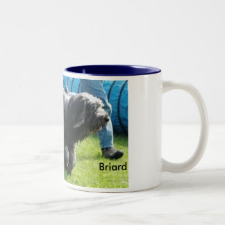 Briard cup