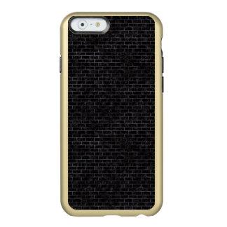 BRICK1 BLACK MARBLE & BLACK WATERCOLOR INCIPIO FEATHER® SHINE iPhone 6 CASE