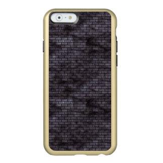 BRICK1 BLACK MARBLE & BLACK WATERCOLOR (R) INCIPIO FEATHER® SHINE iPhone 6 CASE