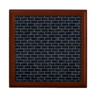 BRICK1 BLACK MARBLE & BLUE DENIM GIFT BOX