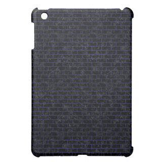 BRICK1 BLACK MARBLE & BLUE LEATHER iPad MINI COVERS