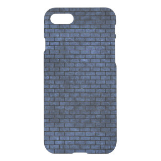 BRICK1 BLACK MARBLE & BLUE STONE (R) iPhone 8/7 CASE