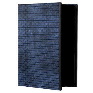 BRICK1 BLACK MARBLE & BLUE STONE (R) POWIS iPad AIR 2 CASE
