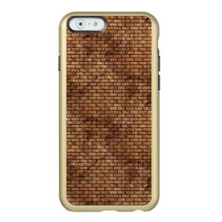 BRICK1 BLACK MARBLE & BROWN STONE (R) INCIPIO FEATHER® SHINE iPhone 6 CASE