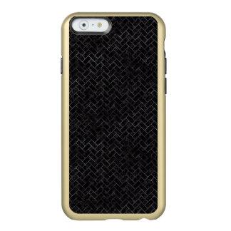 BRICK2 BLACK MARBLE & BLACK WATERCOLOR INCIPIO FEATHER® SHINE iPhone 6 CASE