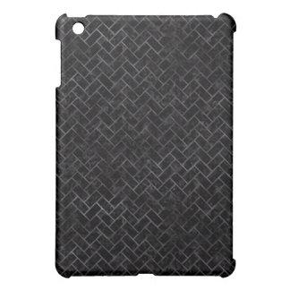 BRICK2 BLACK MARBLE & BLACK WATERCOLOR iPad MINI COVERS
