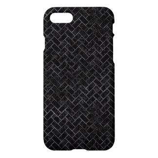 BRICK2 BLACK MARBLE & BLACK WATERCOLOR iPhone 8/7 CASE