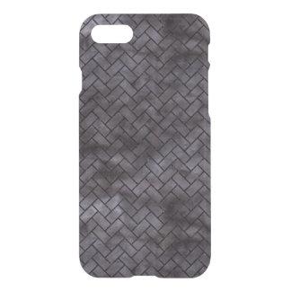 BRICK2 BLACK MARBLE & BLACK WATERCOLOR (R) iPhone 8/7 CASE