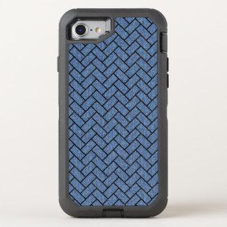 BRICK2 BLACK MARBLE & BLUE DENIM (R) OtterBox DEFENDER iPhone 8/7 CASE