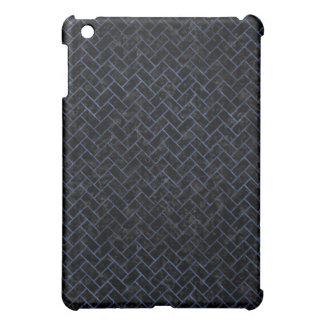 BRICK2 BLACK MARBLE & BLUE STONE COVER FOR THE iPad MINI