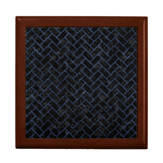 BRICK2 BLACK MARBLE & BLUE STONE GIFT BOX