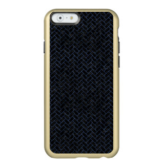 BRICK2 BLACK MARBLE & BLUE STONE INCIPIO FEATHER® SHINE iPhone 6 CASE