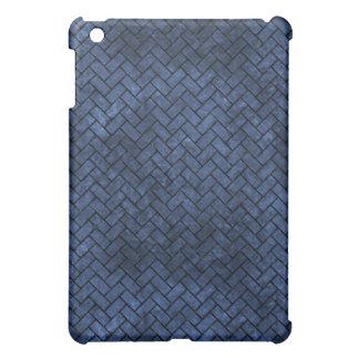 BRICK2 BLACK MARBLE & BLUE STONE (R) COVER FOR THE iPad MINI