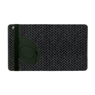 BRICK2 BLACK MARBLE & GRAY MARBLE iPad COVERS