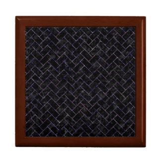 BRICK2 BLACK MARBLE & PURPLE MARBLE GIFT BOX