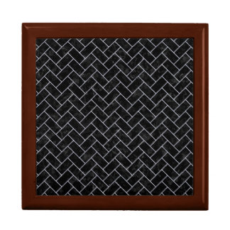 BRICK2 BLACK MARBLE & WHITE MARBLE GIFT BOX