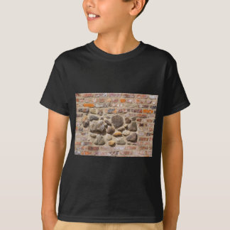 Brick and stone wall T-Shirt