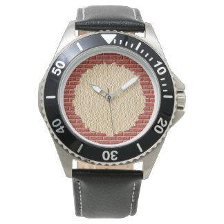 Brick and Stucco Watch