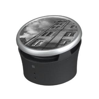 Brick architecture bluetooth speaker