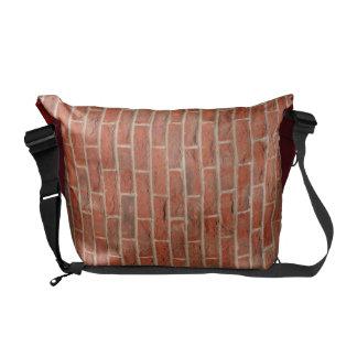 Brick bag messenger bags