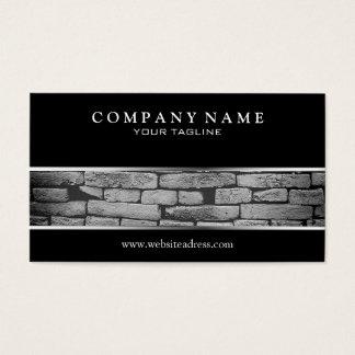 Brick Business Card