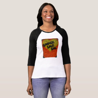 Brick Garage Sale Gal Womens Shirt