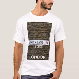Brick Lane E1 Sign London T-shirt