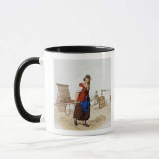 Brick Maker, from 'Costume of Great Britain', publ Mug