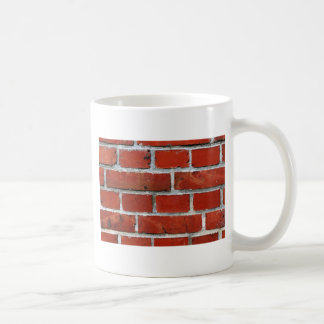 Brick Pattern Coffee Mug