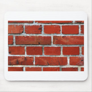 Brick Pattern Mouse Pad
