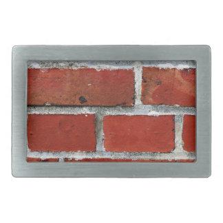Brick Pattern Rectangular Belt Buckles