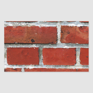 Brick Pattern Sticker