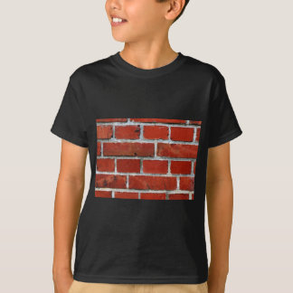 Brick Pattern T-Shirt