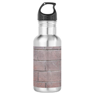 Brick Wall 532 Ml Water Bottle