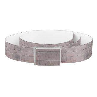 Brick Wall Belt