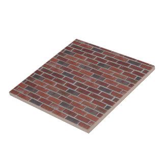 Brick Wall, Brickwork, Brick Rows - Red White Tile