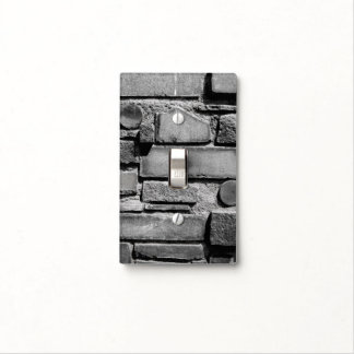 Brick Wall - Cool Fun Unique Light Switch Cover